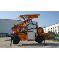 Quality 15T Wet Shotcrete Machine 360 Degree Rotation Double Circuit Hydraulic System for sale