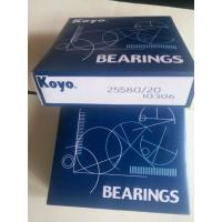 Quality JAPAN KOYO bearing taper roller bearing LM25580/20 bearing 44.45mm* 82.93mm* 23.812mm export all over the world for sale