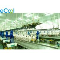 Quality Integrated Industrial Cold Storage For Poultry , 1000 Tons Productivity for sale