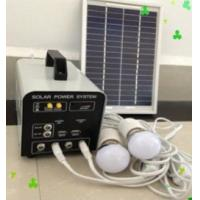 Quality Hot ! series Portable Solar generator 30W~100W Good for Africa , Pakistan etc for sale