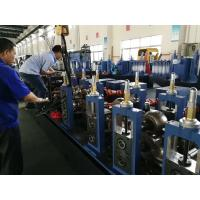 Quality High Frequency Straight Seam  Welded  Tube Mill Line Customized Warranty 1 Years for sale