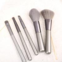 Quality Beauty Care Wooden Makeup Brushes Soft Bristle Cleaning Function 0.2kg for sale