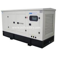 Quality 68 KW Industrial Silent Diesel Generators 50HZ / 60HZ 6 Cylinders Chinese Engine for sale