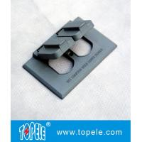Buy Aluminum Powder-coated Weatherproof Electrical Boxes Self-closing Outlet Covers at wholesale prices