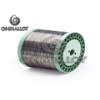 Buy cheap High Resistivity Annealed Nichrome Wire Ni70Cr30 Wire For Air Dry Heater product