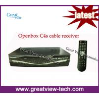 China DVB-C Openbox C4s HD Cable Receiver on sale