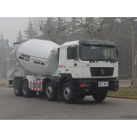 China CLWShaanxi Automobile Delong top four after eight concrete mixer (SX5315GJBJT346 on sale