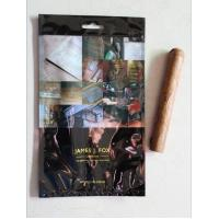 Quality Portable Resealable Plastic Cigar Humidor Bags To Keep Cuban Cigars Fresh And Good Taste for sale