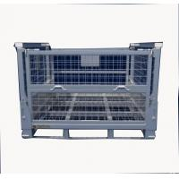 Quality Full Welding IBC Metal Cage Heavy Duty Cage 120 Mm Feet Height ISO90001 for sale