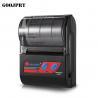 Portable 58mm Wireless Receipt Printer 100km Printing Life for sale