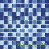 Quality Acid-proof Crystal Mosaic Tile Manufacturer in China, For Swimming Pools for sale