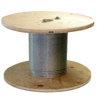 Quality Coated steel wire rope for sale