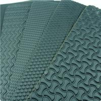 Quality High quality EVA rubber durable shoe outsole material/ patterns sheets for sale