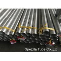 Quality Monel UNS N04400 Seamless Nickel Alloy Tube W.Nr. 2.4360 OD 60.3X3.91 MM for sale