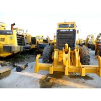 Quality New Paint Caterpillar Used 140h Motor Grader185hp Engine Power 6 Cylinders for sale