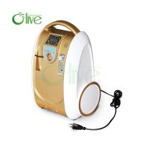 China Whole set,with battery,trolley bag,trolley cart,car adaptor,portable oxygen concentrator on sale