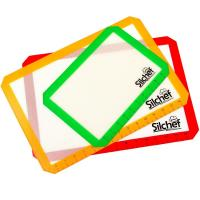 Quality Non-Stick Baking Mats Made with silicone-coated fiberglass mesh for sale