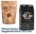 Side Gusset Bag with Spout Flat Side Seal Bag with spout Retort Pouch Vacuum