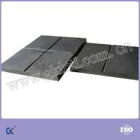 Quality Exceptional wear life bimetal high chromium molybdenum white iron WEAR PLATE for sale