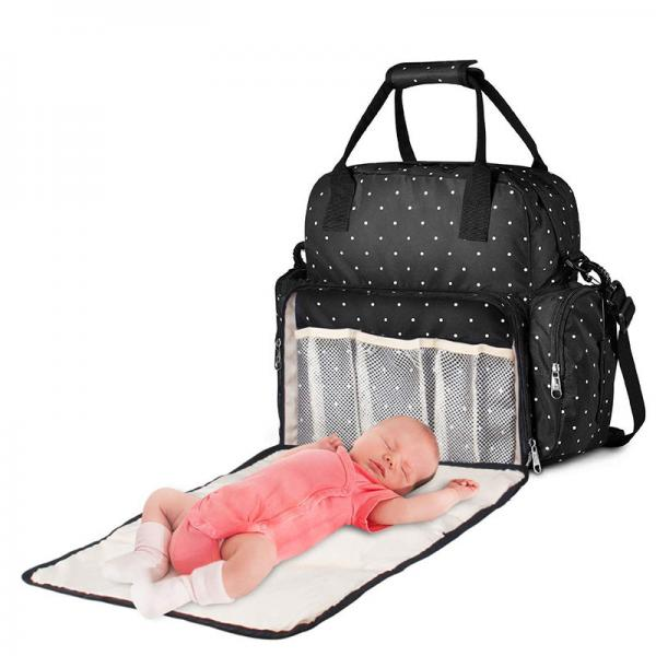 Buy Polyester Picnic Equipment Bag Organizer Folding Changing Pad at wholesale prices