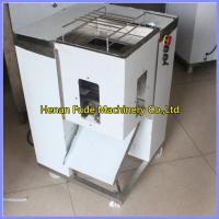 Quality meat cutter, fresh meat strip cutting machine for sale