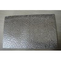 Quality Aluminum Embossed Sheet 1070 /1060 / 3003 / H14 With 0.30~6.0mm Thickness for sale