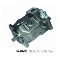 Quality Single Keyed Shaft side port Hydraulic Pump High Pressure HA10VSO for sale