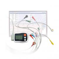 Buy cheap Ambulatory ECG Monitoring for China ecg dinamico holter company with Smart Holter Recorder from wholesalers