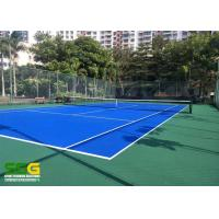 Quality Non Toxic Fadeless 3mm Sport Court Surface Anti Slip Floor Durabe Seamless for sale