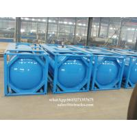 Buy Portable iso Tank Container T4  20000L-24000L T4 Sewage tank container   WhatsApp:8615271357675  Skype:tomsongking at wholesale prices