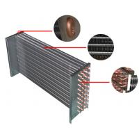 Buy Tube Aluminum Fin Heat Exchanger / 240v Plate Fin Type Heat Exchanger at wholesale prices