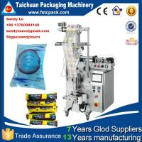 China Automatic Liquid Pouch Packing Machine, Juice Pouch Packing Machine,Plastic bag water Pack on sale