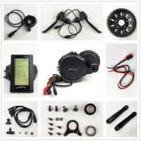 Quality Bicycle Mid Drive Electric Motor Kit , Mid Drive Conversion Kit With CE Certificate for sale