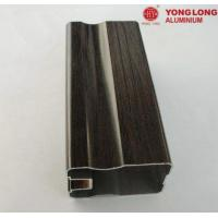 Quality Extruded Aluminum Profile For Building Material , Customized Color And Surface Treatment for sale
