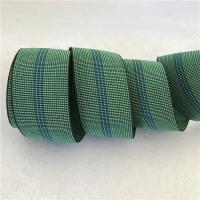 Quality Furniture Webbing Straps  Elongation from 40% to 100%  Upholstery Webbing Straps in width 60mm for sale