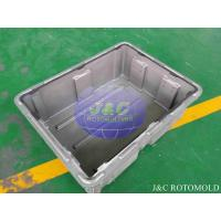 Quality Industrial Roto Molded Cases By Die Casted Rotational Mold Customzied Design for sale