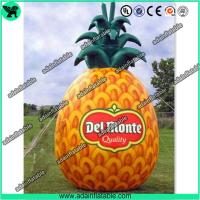 Quality Fruits Advertising Inflatable Pineapple Replica/Inflatable ananas Model for sale