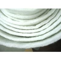 Quality Non Woven Micron Filter Cloth Polyester Filter Media Anti Acid ISO for sale