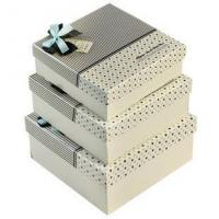 Quality Professional Paper Gift Box for Wedding Present for sale