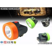 China 110 Lum Cordless Style Mining Hard Hat Lights With Charging Indication Lights on sale