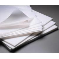 China Smooth Surface PTFE Expanded Sheets Non Abrasion Good Pressure Resistance on sale