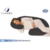 Quality C Shaped Maternity Pregnancy Pillow Baby Nursing Washable Cover Anti - Apnea for sale