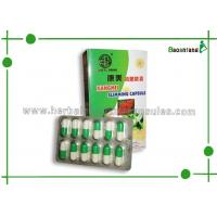 Chinese weight loss pills green and white