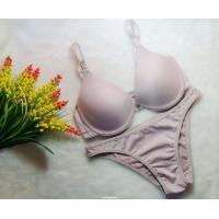 Buy cheap Customized Convertible Simple Knot Matching Bra And Underwear Sets For Women With OEM ODM product
