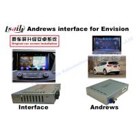 Quality Android Video Interface Car Multimedia Navigation System For BUICK Enclave for sale