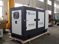300KW / 375KVA cummins diesel generator sets , 4-Cycle