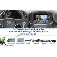 Quality WIFI / TMC Car Multimedia Navigation System For Buick 800 * 480 for sale