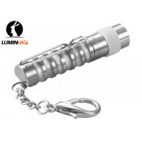 Quality Colored Everyday Carry Flashlight Great Design Key Chain Small Size for sale