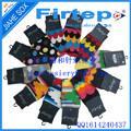 China Colorful Casual Socks Wholesale Custom Logo Mid Calf Mens Tube Socks on sale