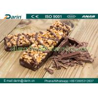 Quality Chocolate Candy Bar, Cereal Bar Making Machine With Worldwide Guarantee for sale